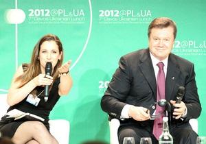 Януковича обвинили в сексизме