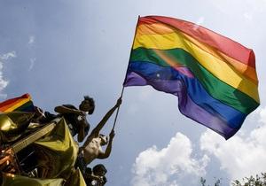 Amnesty International поддерживает проведение 25 мая гей-парада в Киеве