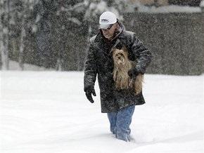 В Харьковской области и Крыму объявлено штормовое предупреждение