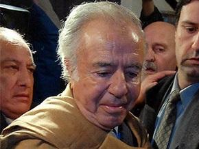 Аргентинский суд предъявил обвинения экс-президенту страны