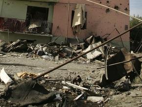 Взрыв в Грузинском селе: погибли два человека