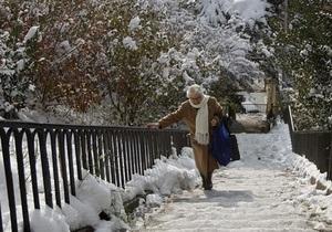 Жертвами холодов в Польше стали 18 человек