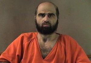 Борода мешает суду по делу о стрельбе в Форт-Худе