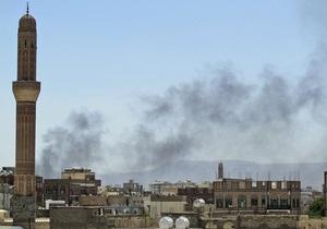 Власти Йемена нашли виновных в обстреле президентского дворца