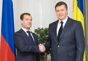 В Кремле и на Банковой пока не подтверждают информацию о встрече Януковича и Медведева