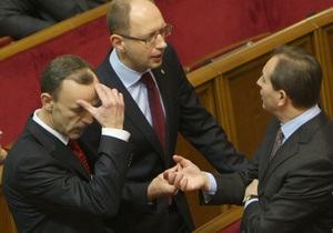 Объединенная оппозиция вынашивает планы создания единой партии