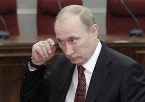 Путин: Люди не хотят повторения в России ситуации, как в Украине