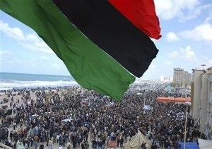Лидеры повстанцев переехали из Бенгази в Триполи