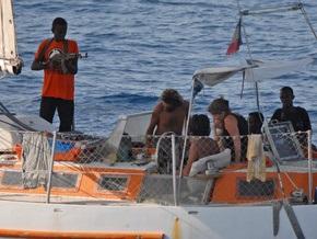 Сомалийские пираты захватили второе судно за день