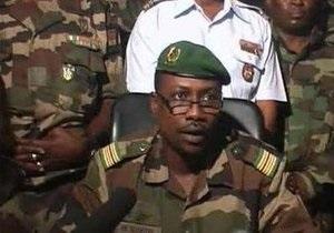 Военная хунта Нигера назначила своего лидера президентом