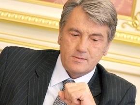 Канадский профессор заявил, что Ющенко ничего не делает для Украины