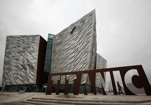 В Британии возвели музейный комплекс посвященный Титанику