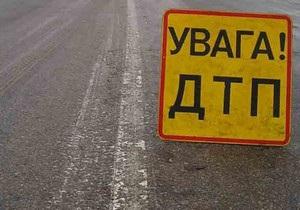 В Павлограде автобус с пассажирами попал в ДТП