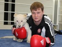 Поветкин теперь Белый лев