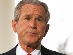 Буш: Напрасно я жену не слушал