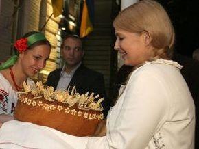 Тимошенко: Украина может накормить полмира