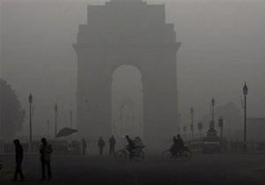 В Индии из-за тумана столкнулись шесть поездов: не менее 10 погибших, более 30 раненых