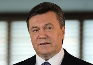 Янукович: Украина выступает против оккупации Ливии иностранными войсками