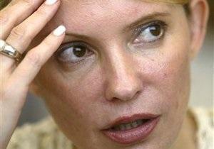 Пенитенциарная служба: никаких проблем с допуском к Тимошенко у ее защитников нет
