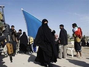 Жертвами террористки-смертницы в Ираке стали более 30 человек