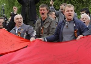 В СБУ и МВД уверены, что во Львове 9 мая не будет никакого  десанта