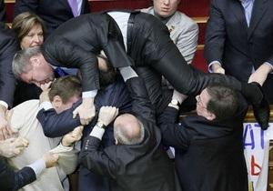 В ПР сомневаются, что Рада разрешит привлечь к уголовной ответственности Парубия и Грымчака