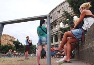В Италии вступил в силу закон о нелегалах