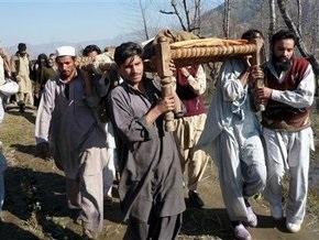 43 мирных жителя погибли во время перестрелки армии с боевиками в Пакистане