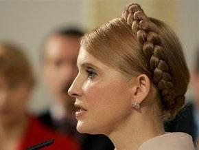 Тимошенко расширила круг причастных к обвалу гривны банков