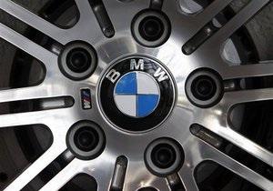 BMW увеличила продажи автомобилей в январе на 28%