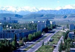 Новости Кыргызстана - странные новости: Жителям столицы Кыргызстана предложили дать имена тротуарам