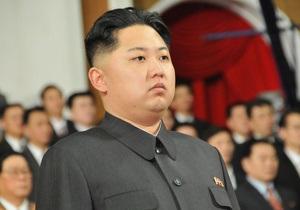 Фраза из выступления Ким Чен Уна стала новым гимном в КНДР