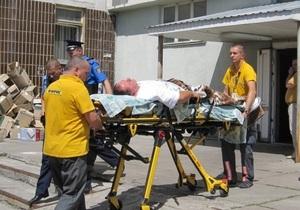 Мельник - Налоговая академия - взятка - Мельнику провели операцию, он в тяжелом состоянии - адвокат