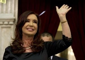 В Аргентине началось расследование в отношении президента