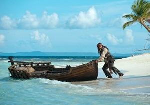 Пираты Карибского моря-4 установили рекорд в российском прокате