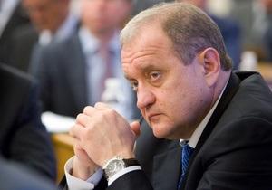 В Раде появился новый проект постановления об отставке главы МВД