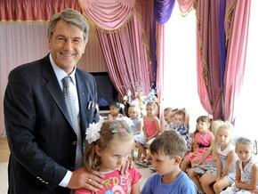 Ющенко: Мы должны начать глубокую структурную реформу образования
