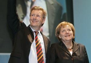 Правящая коалиция Германии выдвинула кандидатом в президенты премьера Нижней Саксонии