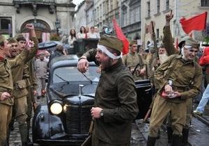 Во Львове воссоздадут бой между УПА и НКВД