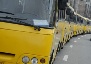 В Киеве водитель маршрутки, обвиняемый в издевательствах над пассажиркой, не вышел на работу