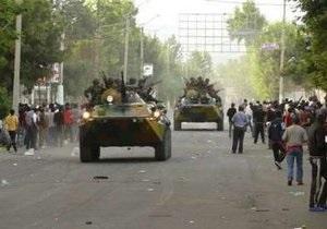 Число погибших в Оше достигло 50. Власти набирают добровольцев для подавления беспорядков
