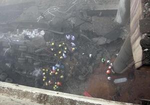 В Китае взорвался грузовик с пиротехникой: новые подробности
