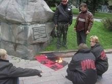 Луганский горсовет отклонил протест прокуратуры на установку памятника жертвам УПА