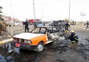 Серия взрывов в Ираке: погибли не менее 30 человек