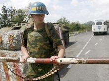 МИД РФ: Россия вывела из западной Грузии всех миротворцев