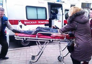 Источник: В результате взрыва в минском метро погибли не менее пяти человек