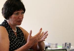 Акимова заявила, что ответственность за Налоговый кодекс лежит на Раде