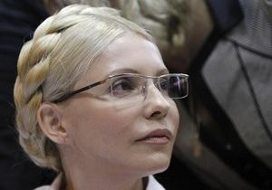 Суд перенес рассмотрение дела Тимошенко на 4 июля