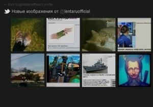 Крупнейший в мире сервис микроблогов вводит опцию фотогалерей