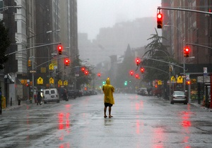 Фотогалерея: Айрин в гневе. США пережили удар тропического урагана